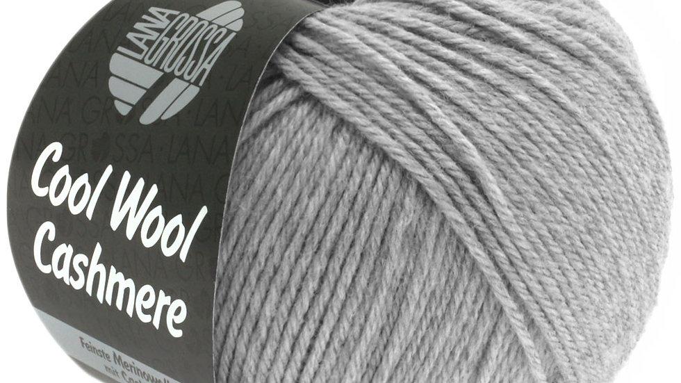 Cool Wool Cashmere   13 - Hellgrau
