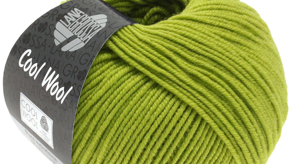 Cool Wool | 2063 - Kiwigrün