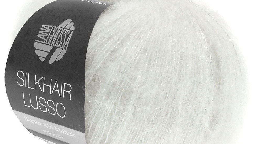 Silkhair Lusso | 915 - Weiß