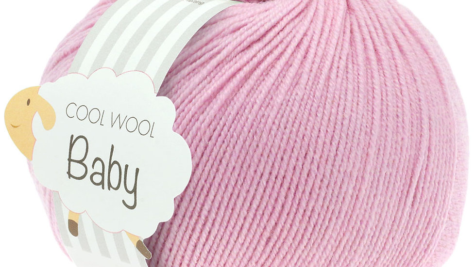 Cool Wool Baby | 216 - Rosa