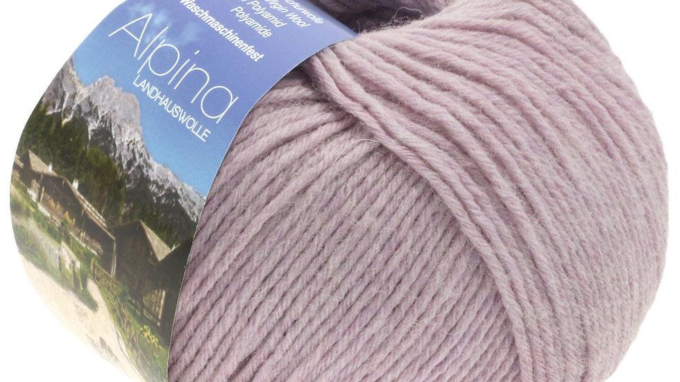 Alpina Landhauswolle   49 - Flieder