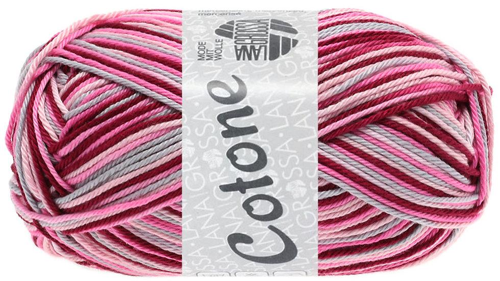 Cotone Print   327 - Rosa/Pink/Bordeaux