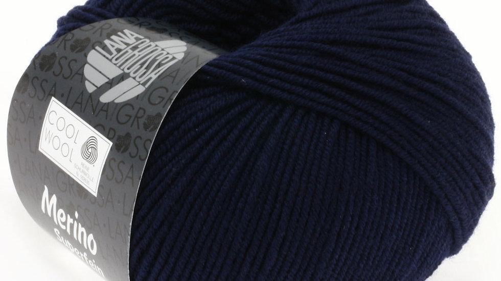 Cool Wool   414 - Nachtblau