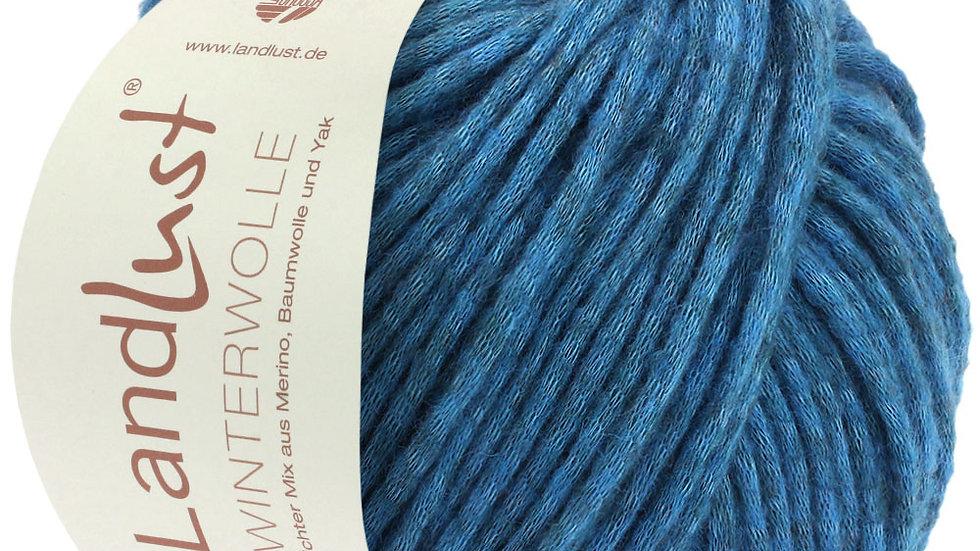Landlust Winterwolle | 15 - Kobaltblau