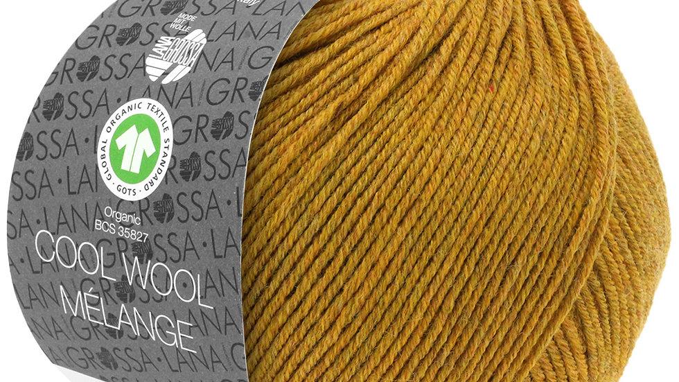 Cool Wool Mèlange | 114 - Bernstein meliert