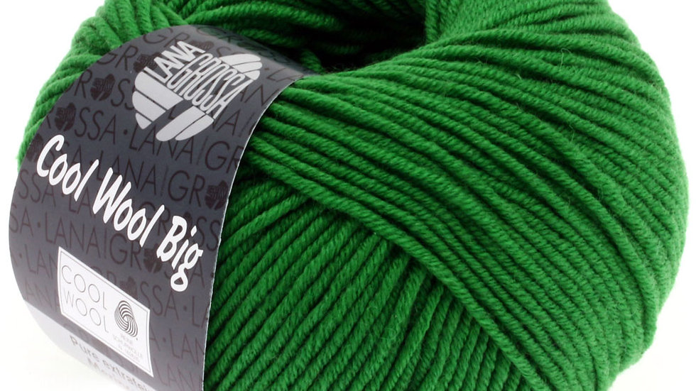 Cool Wool BIG | 939 - Dunkelgrün