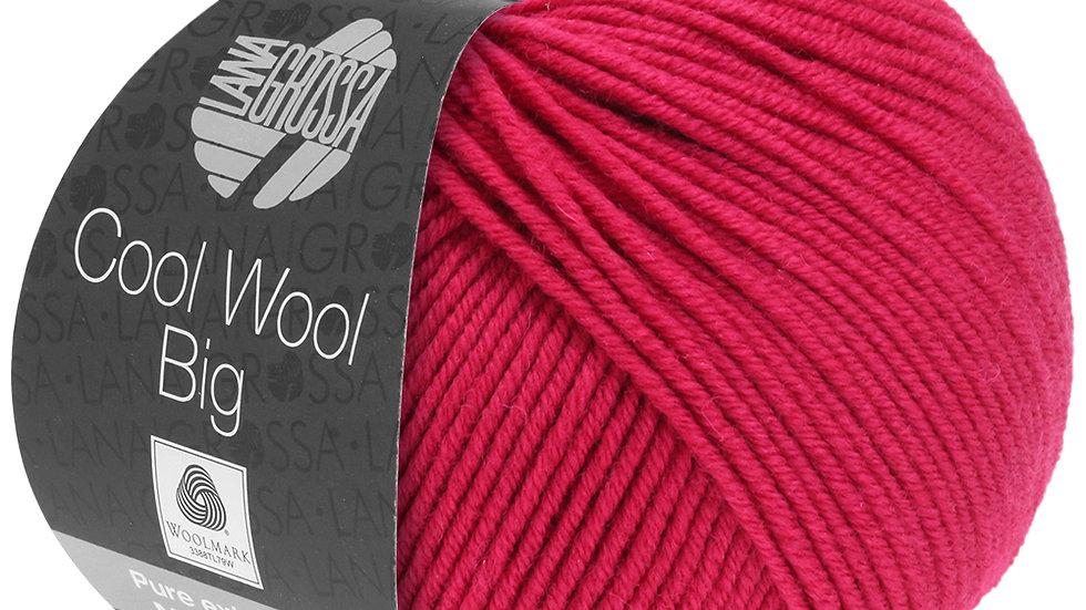 Cool Wool BIG   990 - Purpurrot
