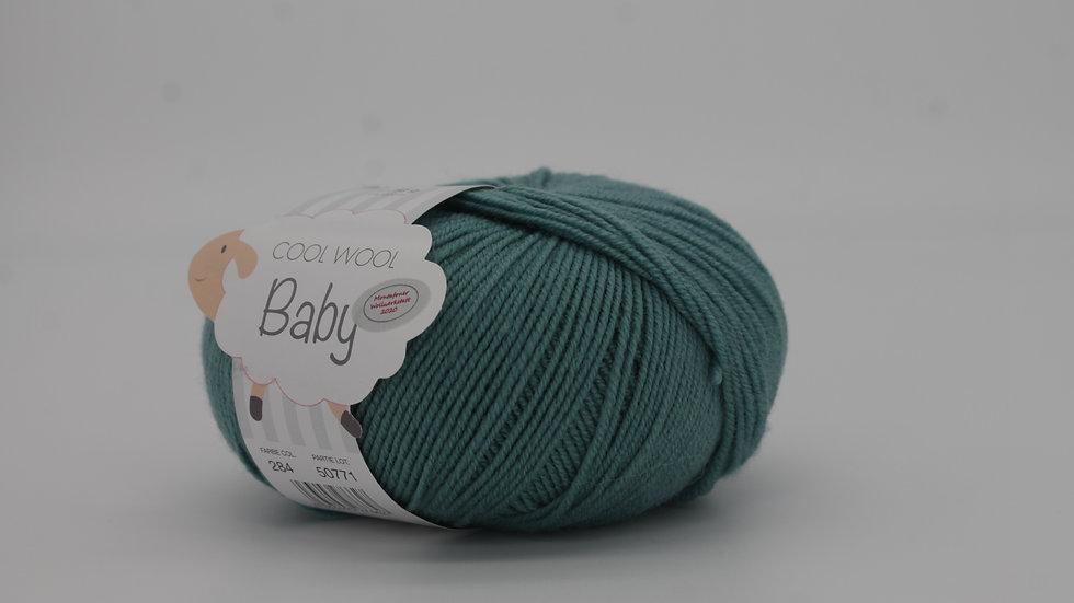 Cool Wool Baby   284 - Petrol