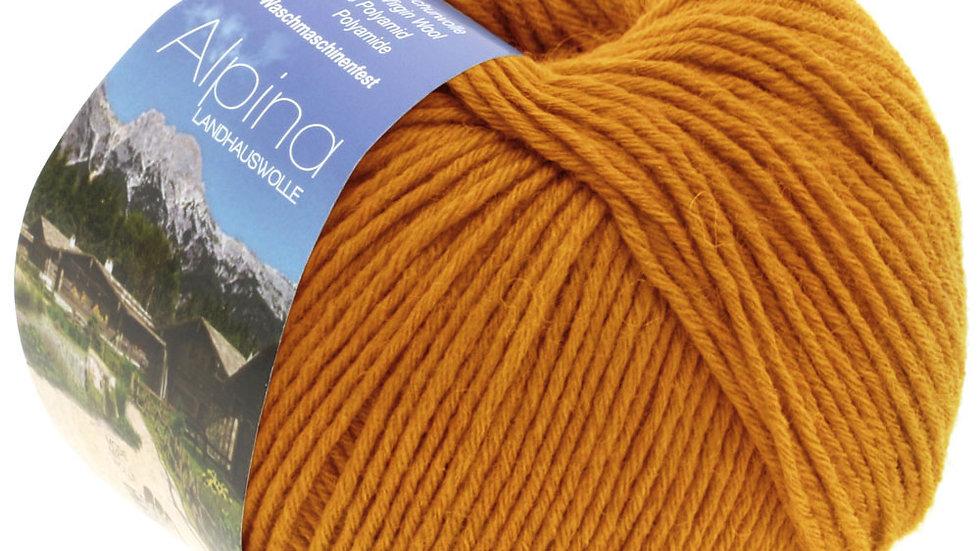 Alpina Landhauswolle   34 - Orange
