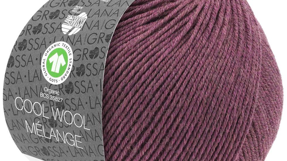 Cool Wool Mèlange | 118 - Beere meliert