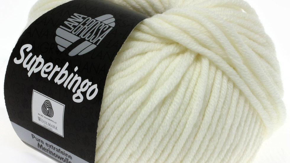 Superbingo | 49 - Weiß