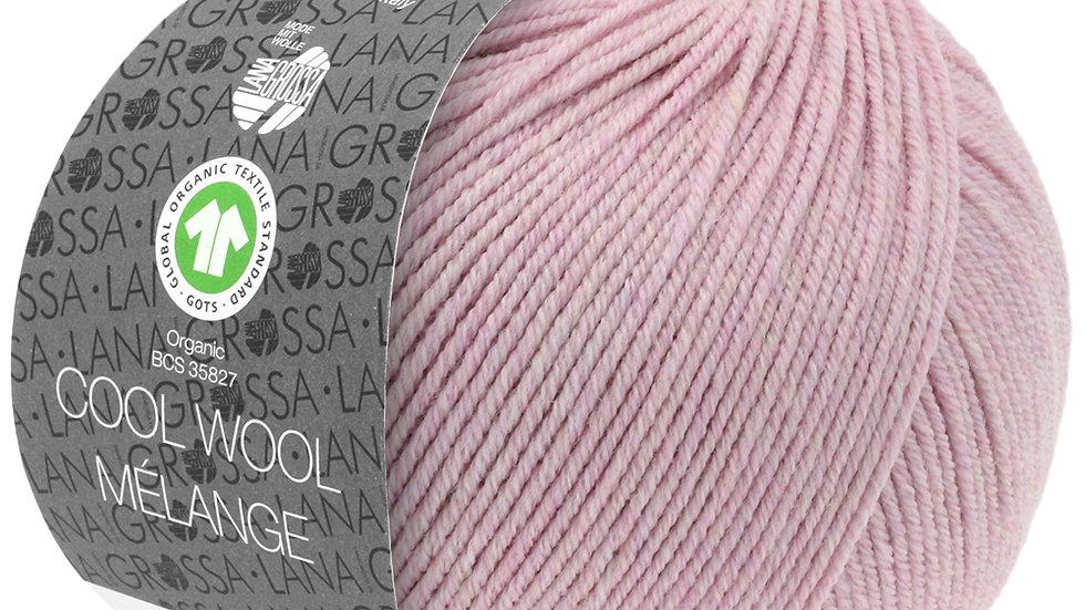 Cool Wool Mèlange   117 - Fliederrosa meliert