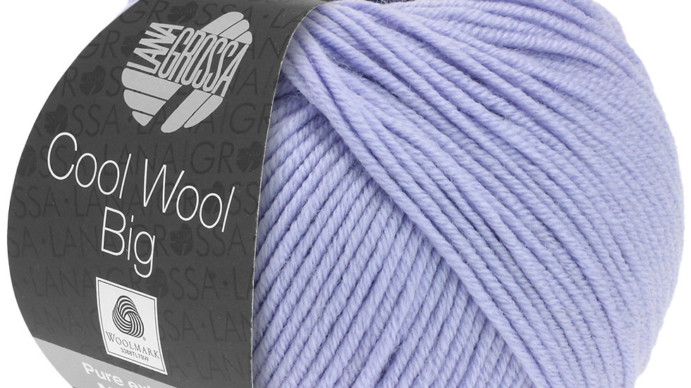 Cool Wool BIG | 983 - Blaulila
