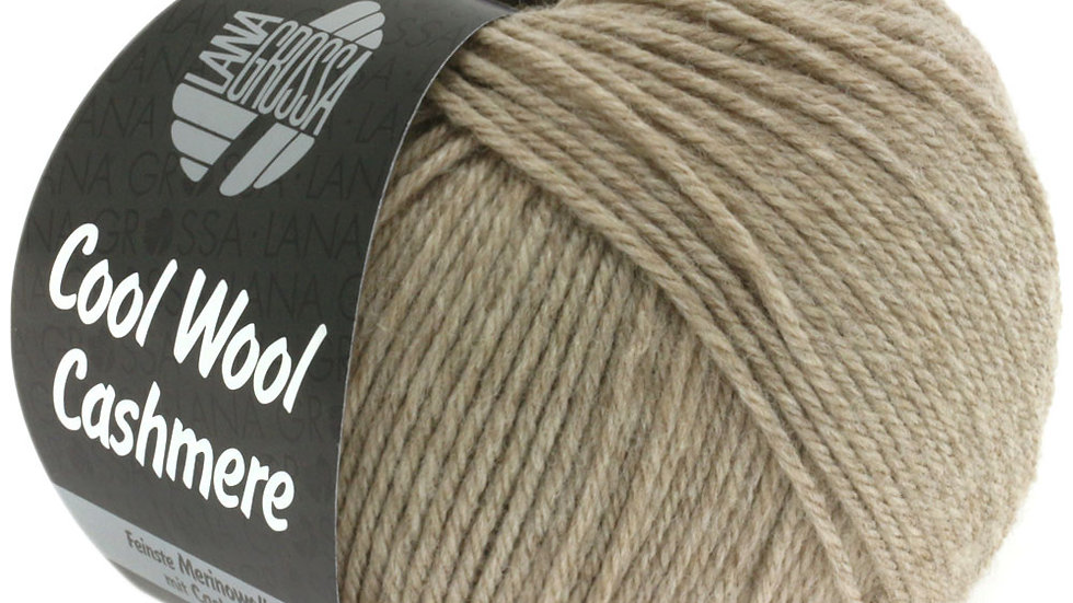 Cool Wool Cashmere | 06 - Taupe