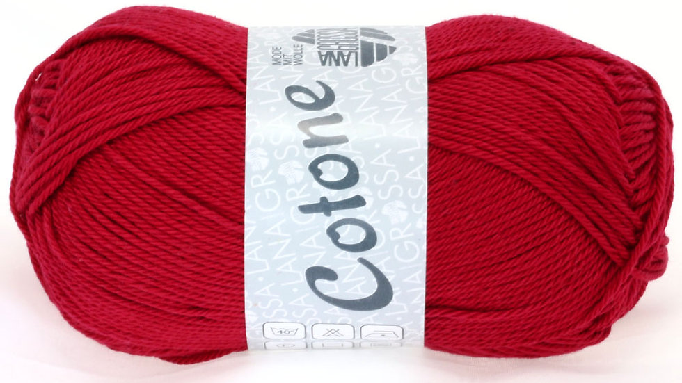 Cotone   04 - Weinrot