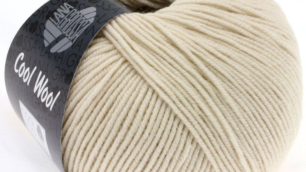 Cool Wool   590 - Natur