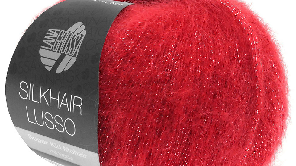 Silkhair Lusso | 904 - Rot