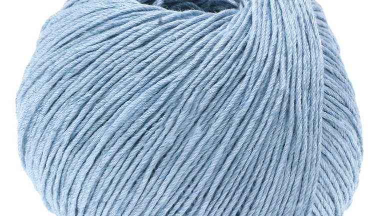 Solo Lino (Linea Pura) | 46 - Hellblau