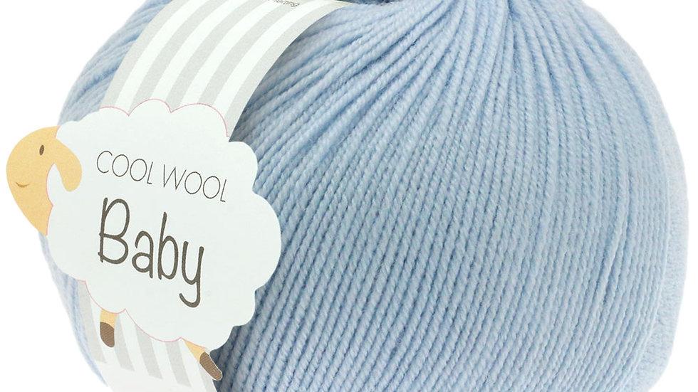 Cool Wool Baby | 208 - Hellblau