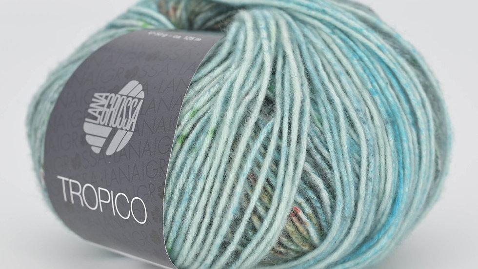 Tropico | 07 - Türkis/Petrol/Eisblau/Braun/Smaragd