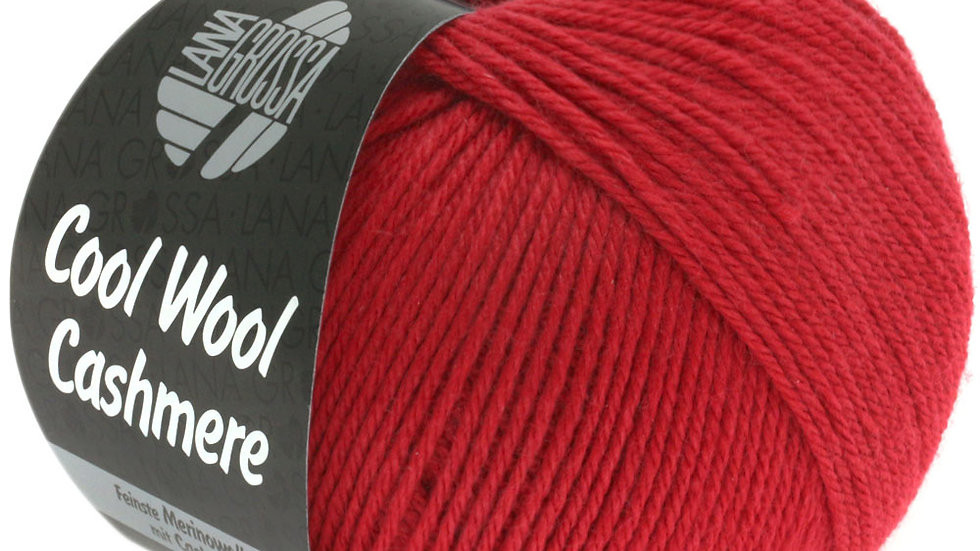 Cool Wool Cashmere | 05 - Rot