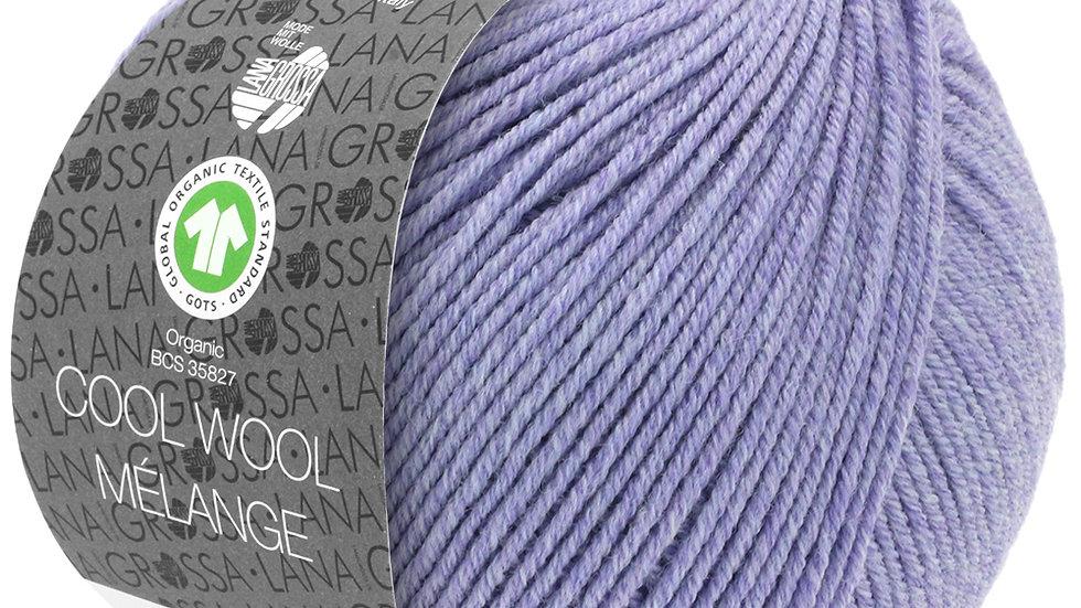 Cool Wool Mèlange | 101 - Flieder-meliert