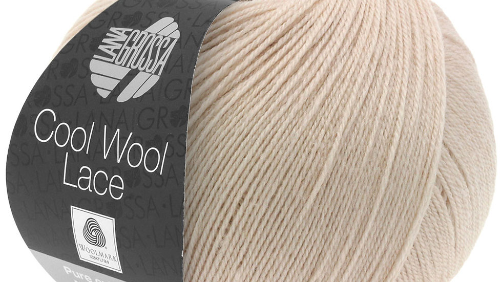 Cool Wool Lace | 13 - Grège