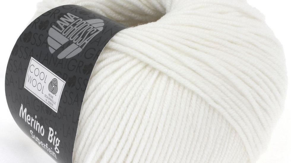 Cool Wool BIG | 615 - Weiß