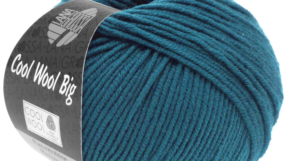 Cool Wool BIG | 979 - Dunkelpetrol