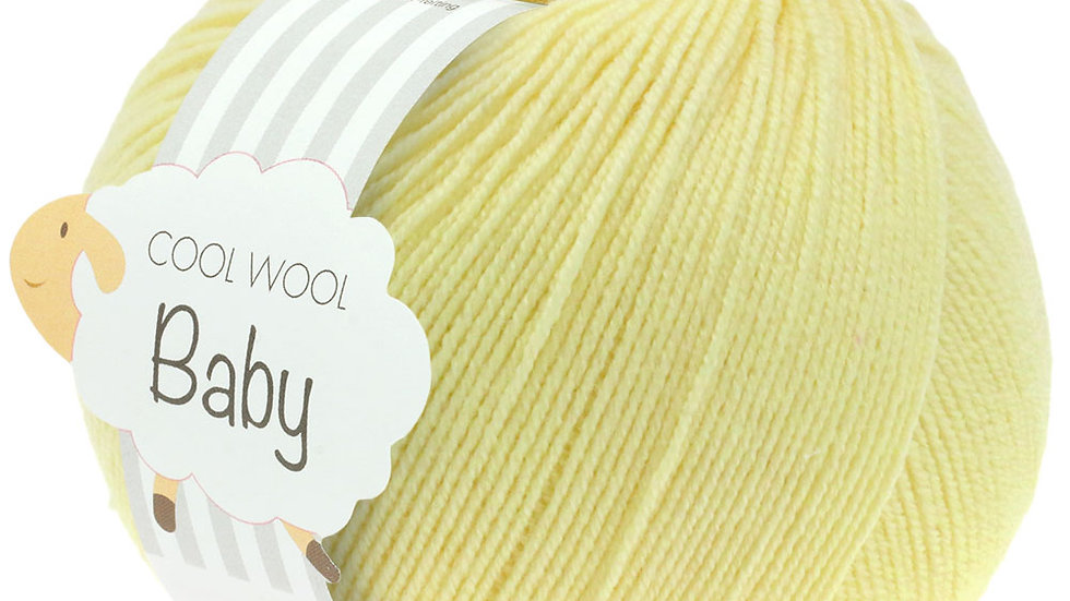 Cool Wool Baby | 218 - Vanille