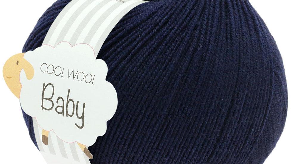 Cool Wool Baby | 210 - Nachtblau