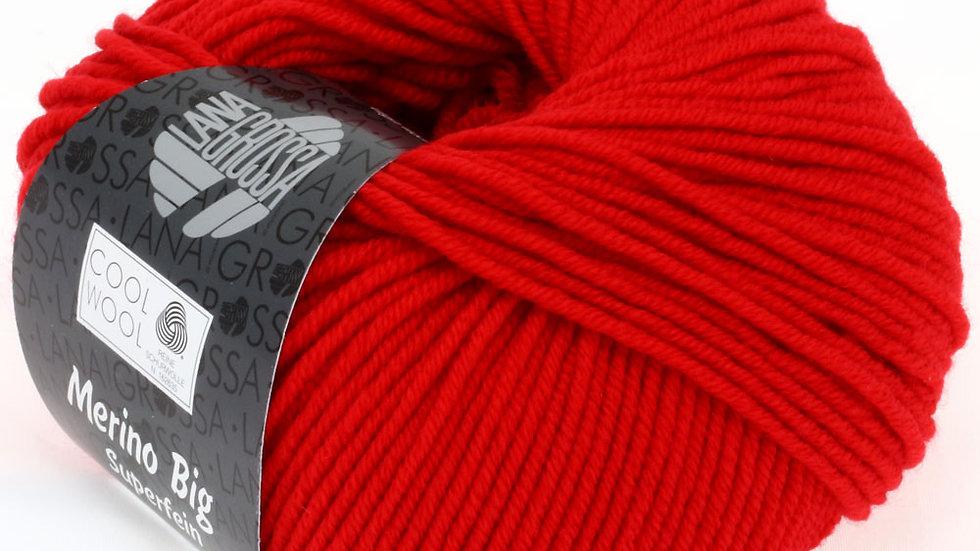 Cool Wool BIG | 923 - Leuchtendrot