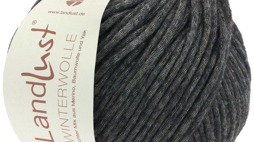 Landlust Winterwolle | 07 - Anthrazit
