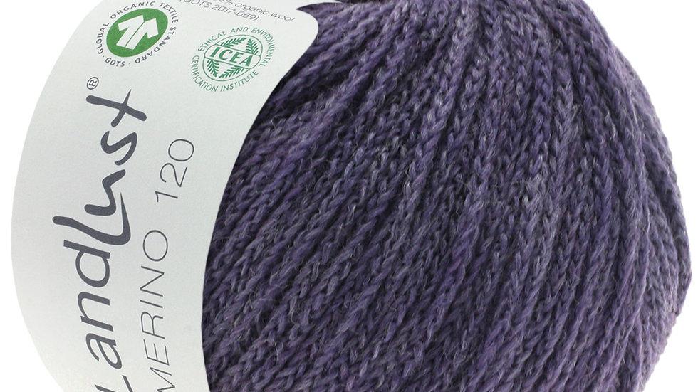 Landlust Merino '120' | 123 - Antikviolett