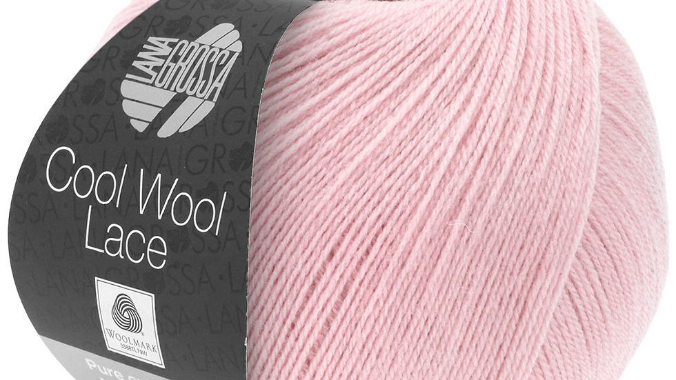 Cool Wool Lace | 16 - Rosa