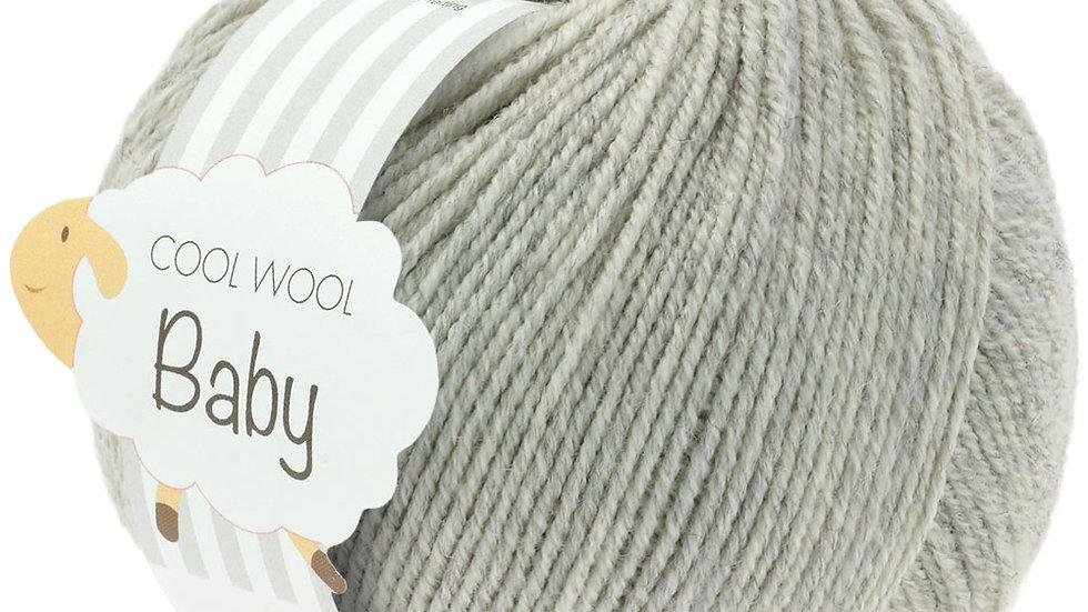 Cool Wool Baby | 206 - Hellgrau