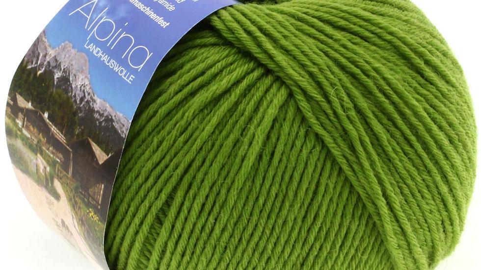 Alpina Landhauswolle   17 - Hellgrün
