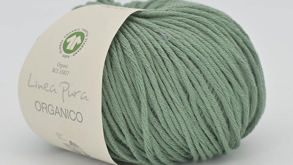 Organico (GOTS) | 116 - Resedagrün
