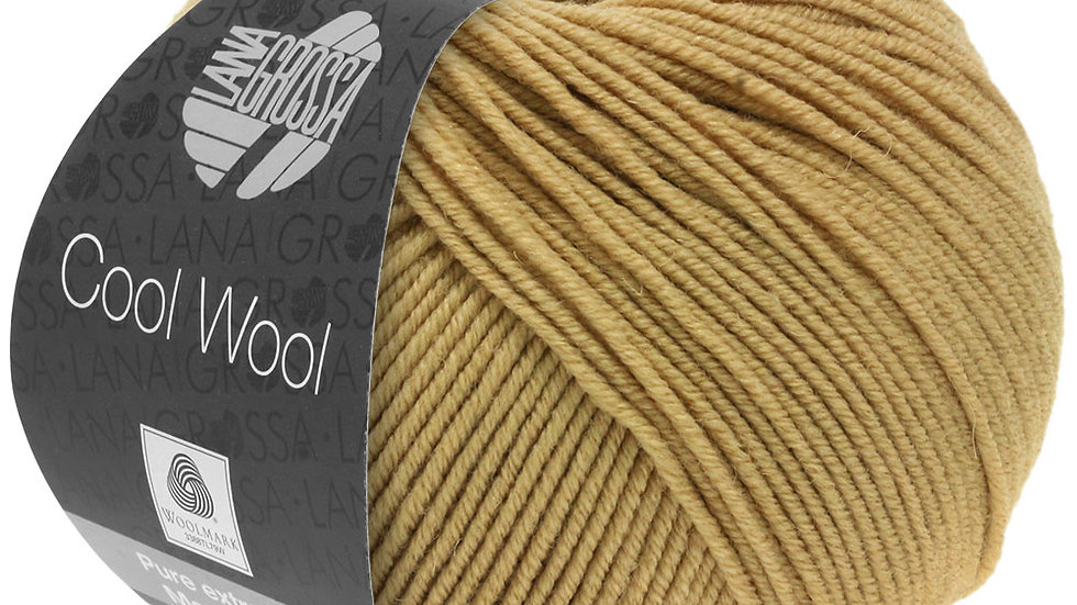 Cool Wool | 2075 - Sandgelb