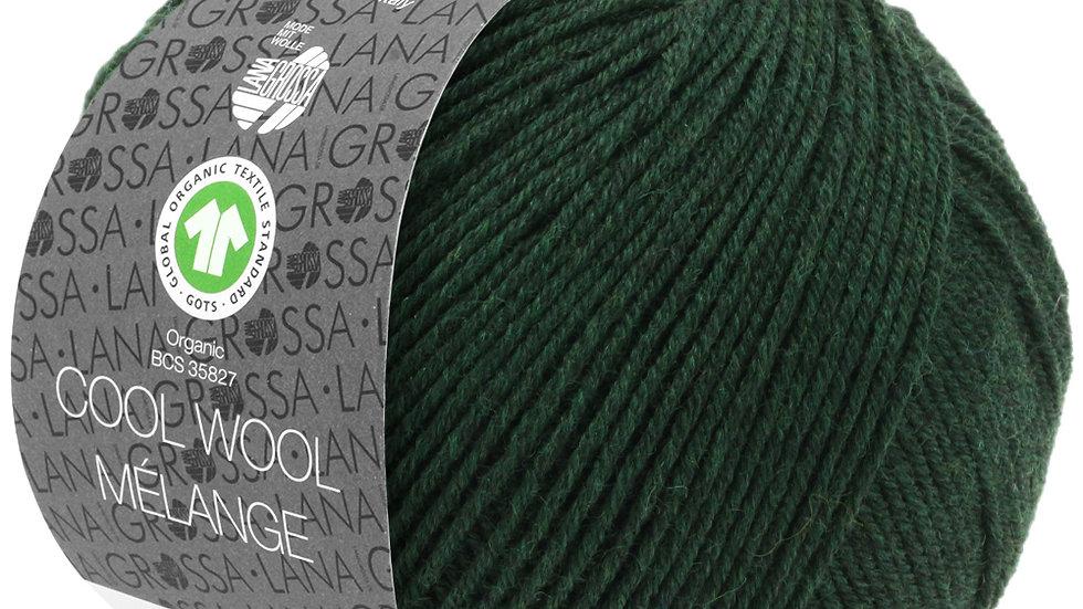 Cool Wool Mèlange | 106 - Tanne meliert