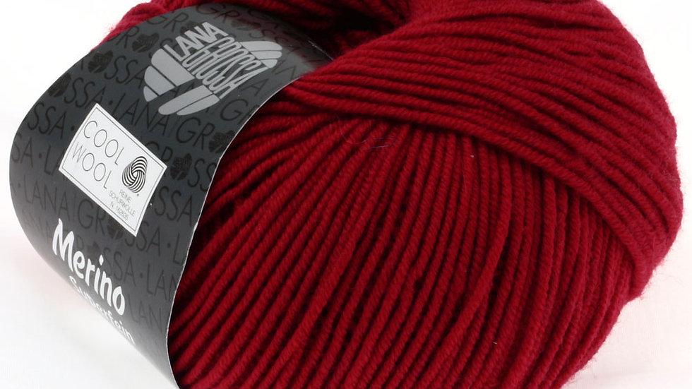 Cool Wool | 514 - Dunkelrot