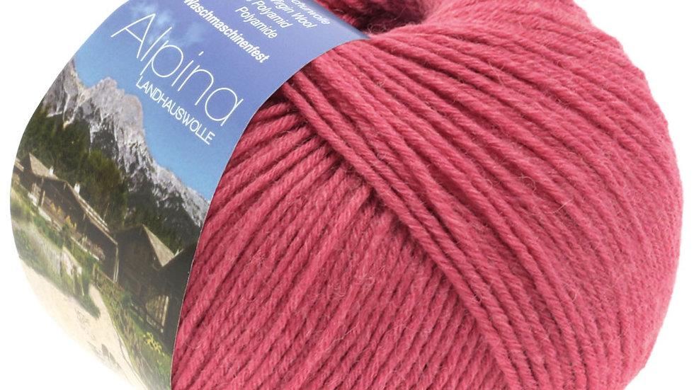 Alpina Landhauswolle   39 - Himbeer