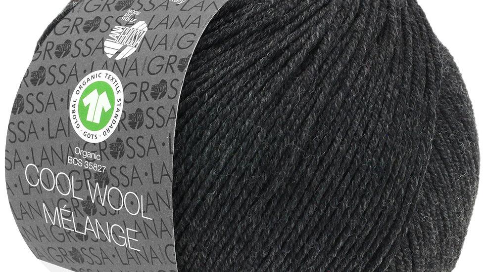Cool Wool Mèlange | 120 - Anthrazit meliert