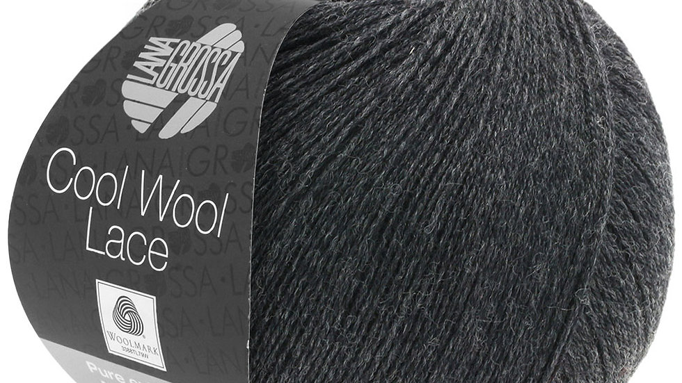 Cool Wool Lace | 25 - Anthrazit