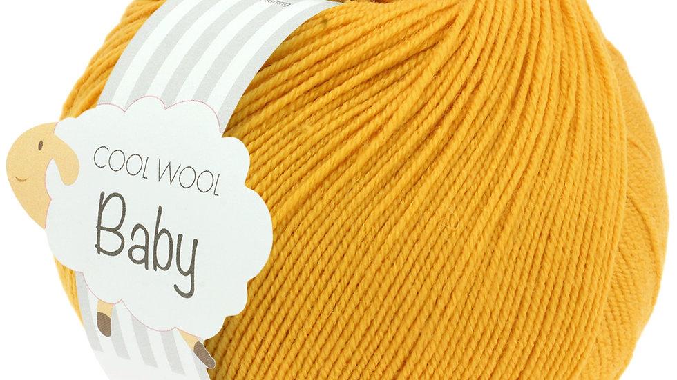 Cool Wool Baby   280 - Gelb