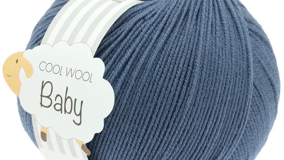 Cool Wool Baby | 263 - Dunkelpetrol