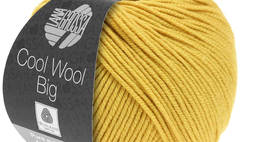Cool Wool BIG | 986 - Safrangelb