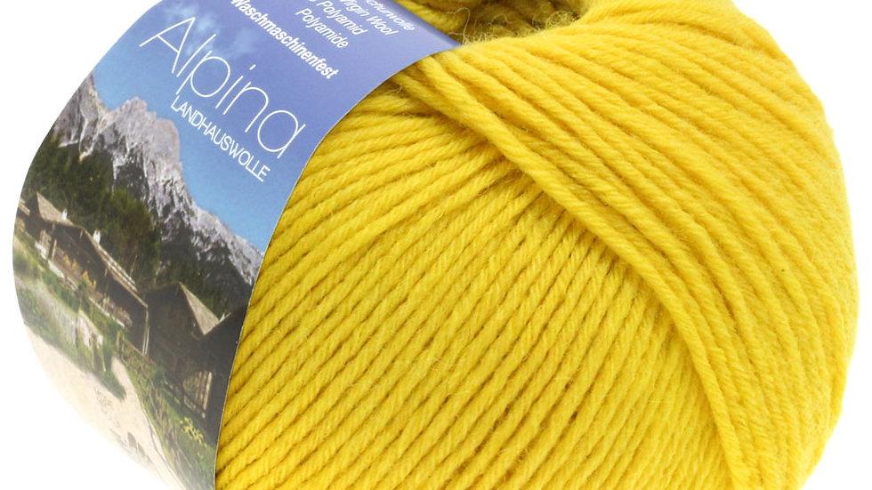 Alpina Landhauswolle | 44 - Gelb