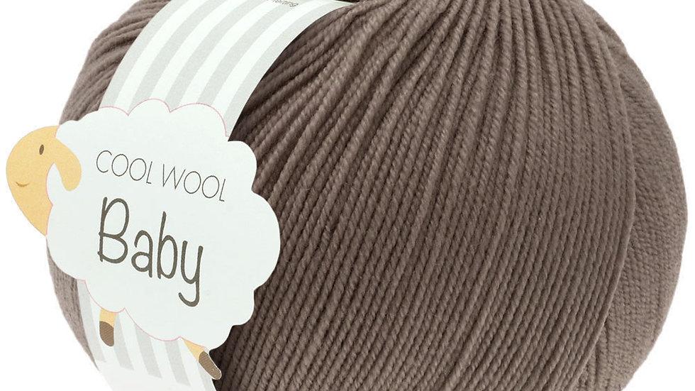 Cool Wool Baby | 211 - Graubraun