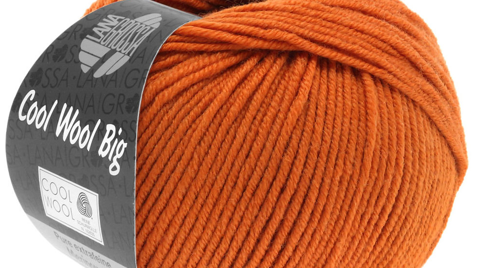Cool Wool BIG | 970 - Rotorange